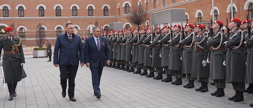 Καμμένος: Η Τουρκία δεν μπορεί να απειλεί την Ευρώπη