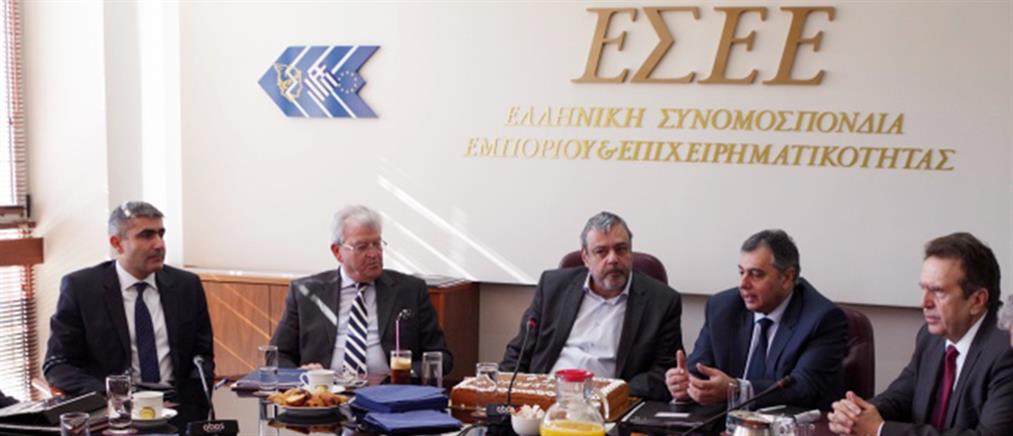 Μέτρα για επαγγελματίες σε πληγείσες περιοχές αποφάσισε η ΕΣΕΕ