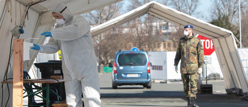Κορονοϊός: μακραίνει ο κατάλογος των θυμάτων στη Γερμανία
