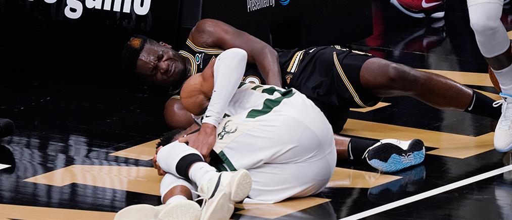 NBA: Ο Αντετοκούνμπο χάνει και τον έκτο τελικό
