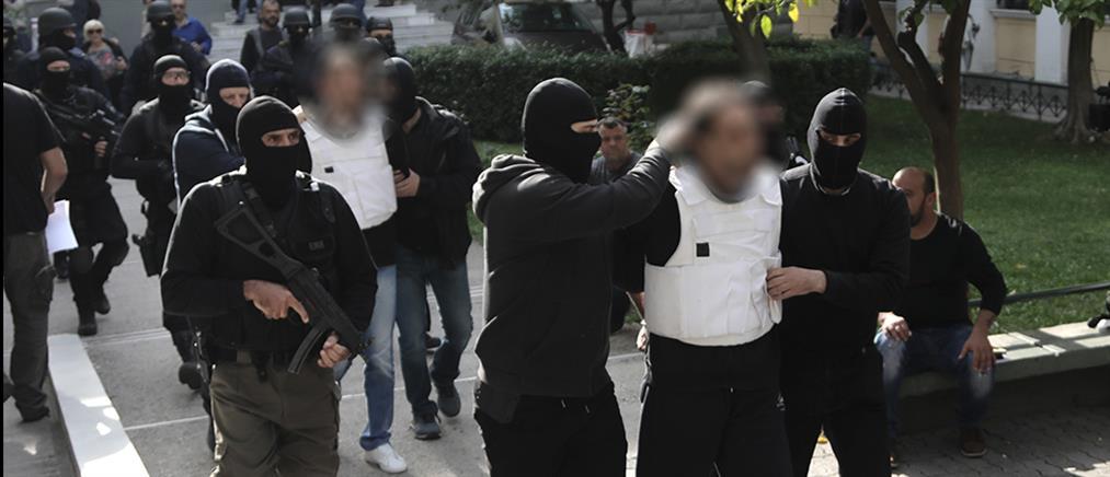 Επαναστατική Αυτοάμυνα: στον ανακριτή οι δύο συλληφθέντες