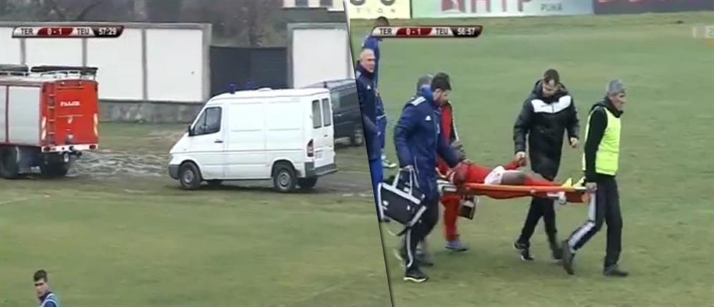 Μετά τους τραυματιοφορείς της Λάρισας πήραν κι άλλοι σειρά (βίντεο)