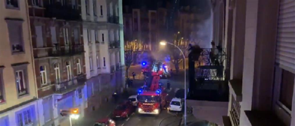Τραγωδία από φωτιά σε πολυώροφο κτίριο