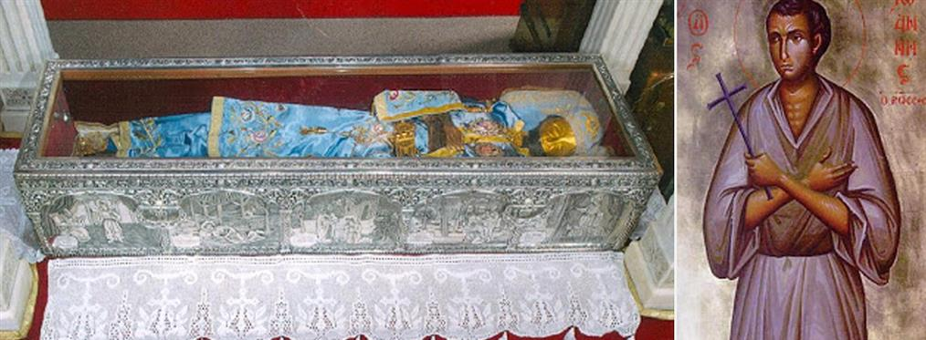 Συγκλονιστικό: Πώς ο Άγιος Ιωάννης ο Ρώσος γιάτρεψε άπιστο γιατρό!