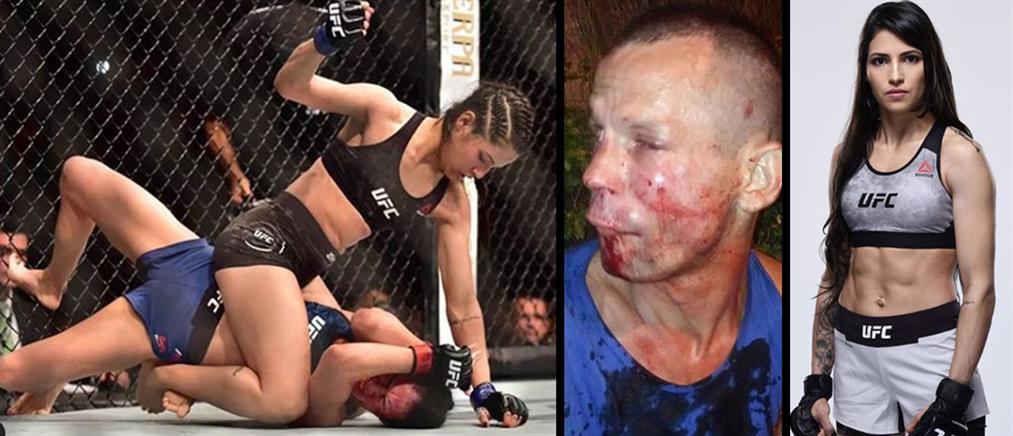 """Ληστής επιτέθηκε σε αθλήτρια πολεμικών τεχνών και τον… """"σάπισε"""" στο ξύλο! (εικόνες)"""
