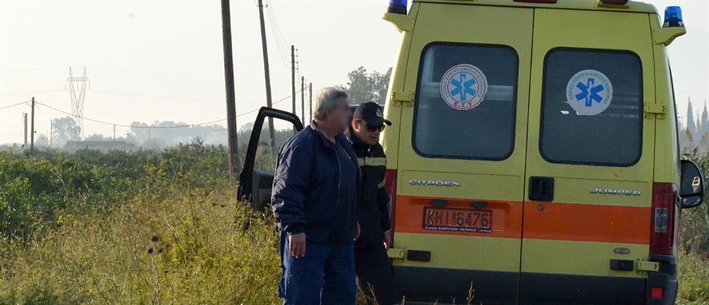 Τραγωδία: ελαιοχρωματιστής έπεσε από μεγάλο ύψος