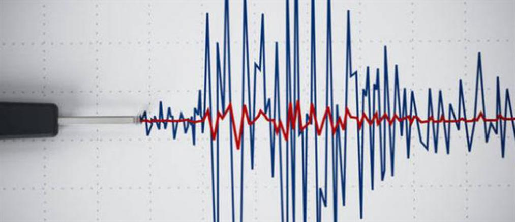 Ισχυρός σεισμός στην Κύπρο (βίντεο)