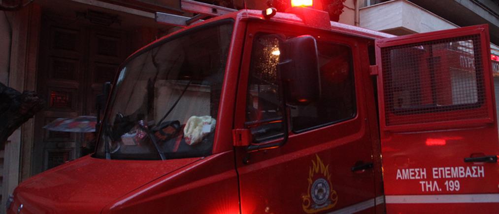Φωτιά σε ραδιοφωνικό σταθμό – Μεγάλες υλικές ζημιές