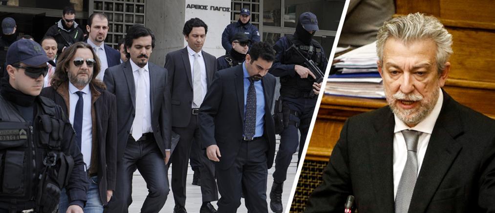 Κοντονής: τον Μάιο θα αποφυλακιστούν οι 8 Τούρκοι αξιωματικοί