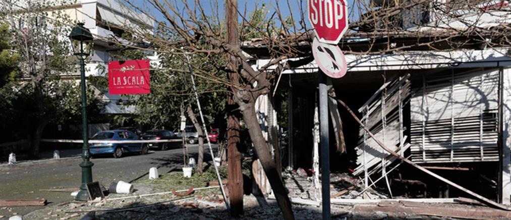 Δεύτερη έκρηξη στο εστιατόριο στην Νέα Ερυθραία