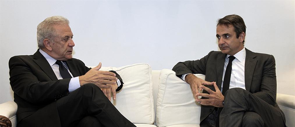 Αβραμόπουλος: ο Μητσοτάκης θα είναι πρωθυπουργός όλων των Ελλήνων