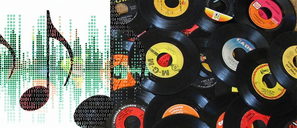Εκατοντάδες χιλιάδες δίσκοι βινυλίου γίνονται ψηφιακοί