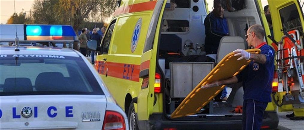 """""""Γέφυρα ζωής"""" από ΕΚΑΒ και Αστυνομία για 5χρονο που τραυματίστηκε σοβαρά"""