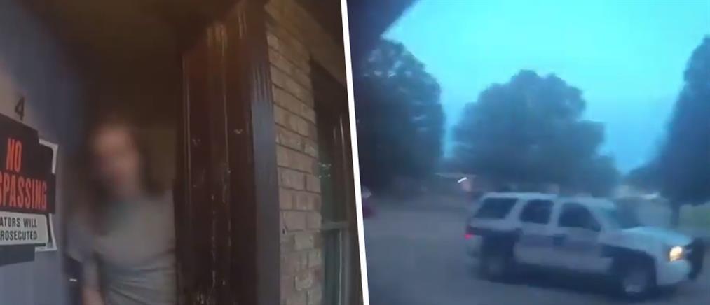Αστυνομικός πήγε την παραγγελία, αφού... συνέλαβε τον ντελιβερά (βίντεο)