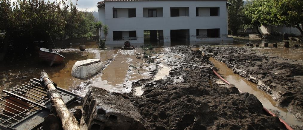 """Κακοκαιρία """"Αθηνά"""" – Πυροσβεστική: Εκατοντάδες κλήσεις για βοήθεια"""