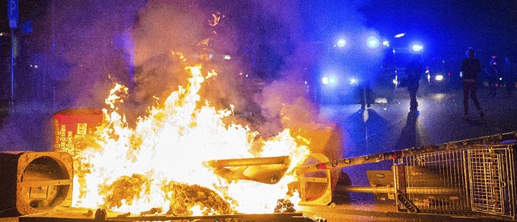 Έλληνας μεταξύ των συλληφθέντων για τα επεισόδια στο Αμβούργο