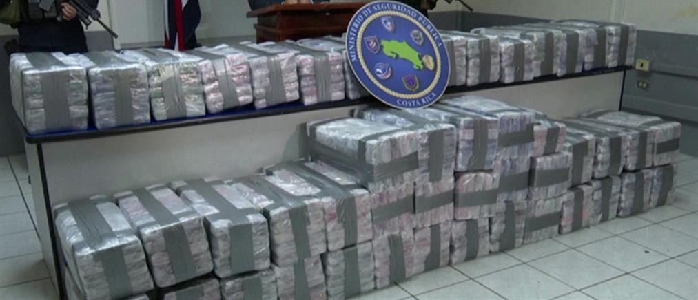 Τεράστια ποσότητα κοκαΐνης βρέθηκε σε... πουρέ μπανάνας (βίντεο)