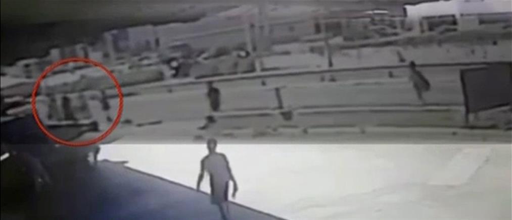 Άλιμος: Βίντεο ντοκουμέντο από το μαχαίρωμα ανηλίκων σε 14χρονο