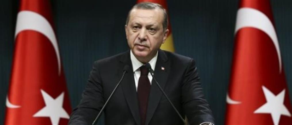 Ο Ερντογάν κατηγορεί τις ΗΠΑ ότι στηρίζουν το Ισλαμικό Κράτος (Βίντεο)