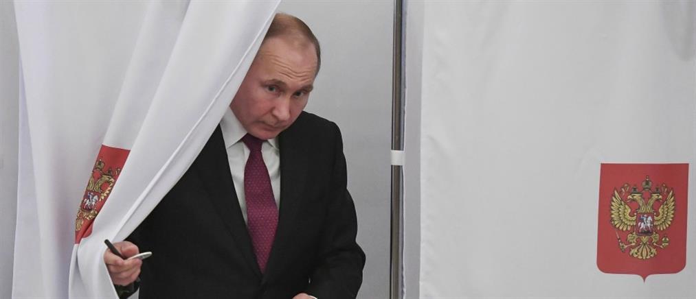 Ρωσικές εκλογές: Έτοιμος για έναν νέο εκλογικό θρίαμβο ο Πούτιν