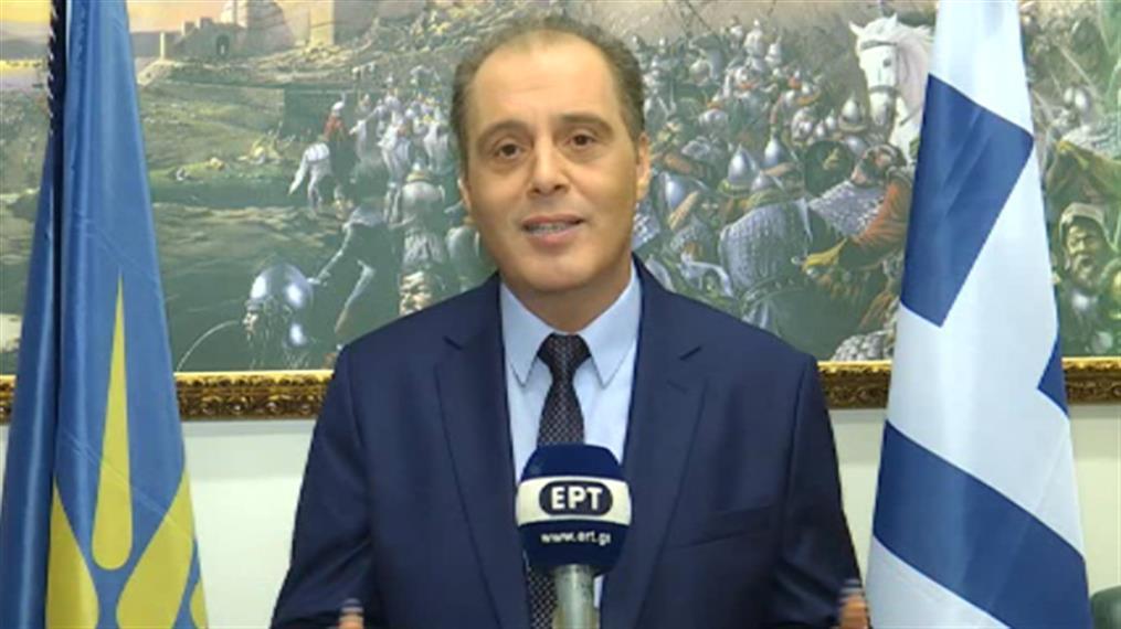 """Βελόπουλος: """"Καλή"""" η Σακελλαροπούλου, αλλά όχι για ΠτΔ"""