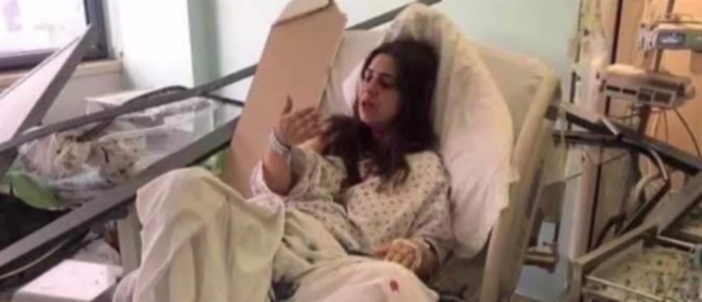 Βηρυτός - Έλληνες περιγράφουν στον ΑΝΤ1 την απόγνωση και τον τρόμο (βίντεο)