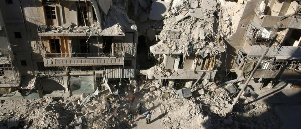 Οκτάωρη κατάπαυση πυρός στο Χαλέπι την Πέμπτη