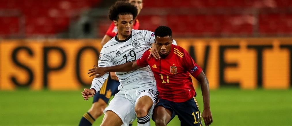 Euro 2020 - Άνσου Φατί: παράταση για την επιστροφή του
