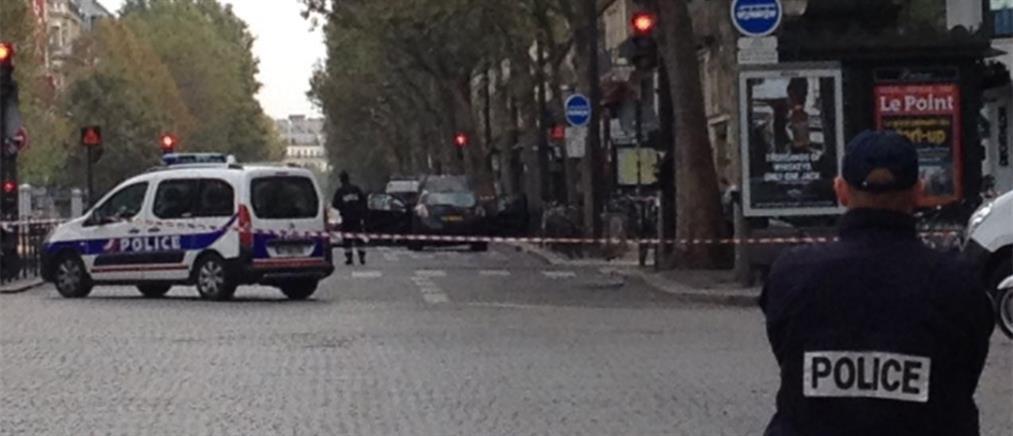 Συναγερμός στο Παρίσι από ύποπτο όχημα (φωτο)