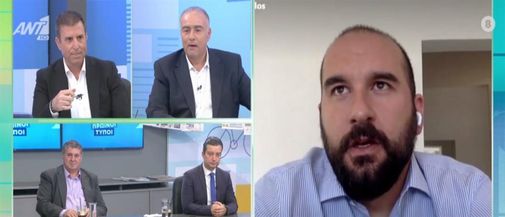 Τζανακόπουλος στον ΑΝΤ1: Ανεπαρκή και σε λάθος προσανατολισμό τα μέτρα της κυβέρνησης