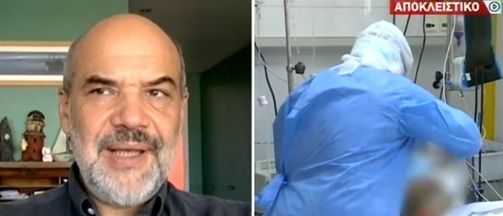 Αποκλειστικό ΑΝΤ1: Σημαντική ανακάλυψη από Έλληνα γιατρό για τον κορονοϊό (βίντεο)
