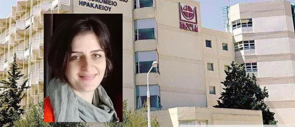 AstraZeneca: Θρήνος για την 44χρονη Γλυκερία - τι ζητά ο σύζυγός της