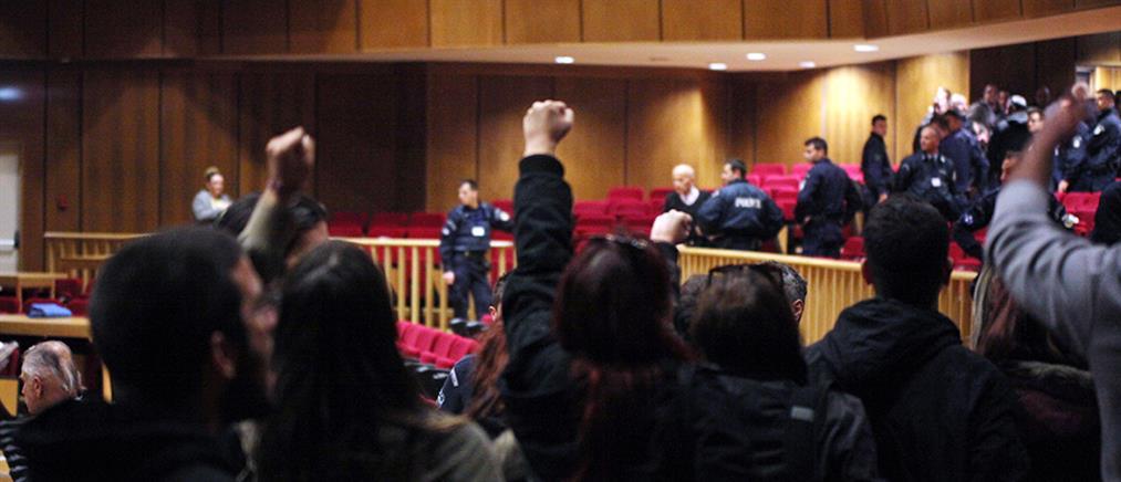 Καλογήρου: επιταχύνονται οι διαδικασίες στη δίκη της Χρυσής Αυγής