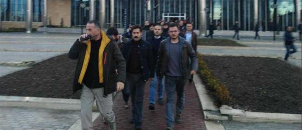 Τουρκία: Συνελήφθη ο δήμαρχος της πόλης Βαν (φωτο)