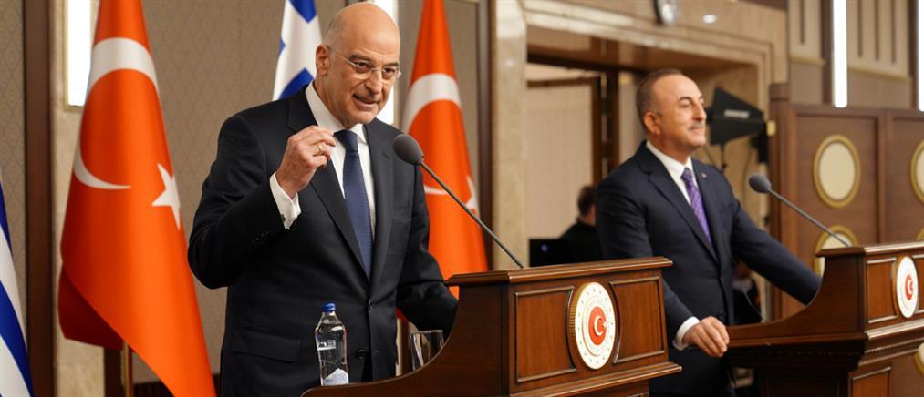 Δένδιας για Τουρκία: Δεν μπορούμε να κρύψουμε τις διαφορές μας κάτω από το χαλί