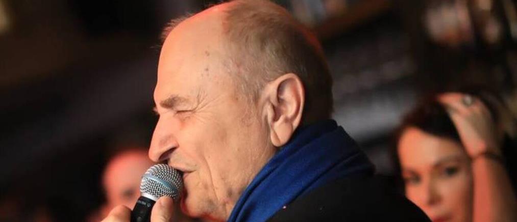 Κορονοϊός: Θρήνος για τον τραγουδιστή Χάρη Γαλανό