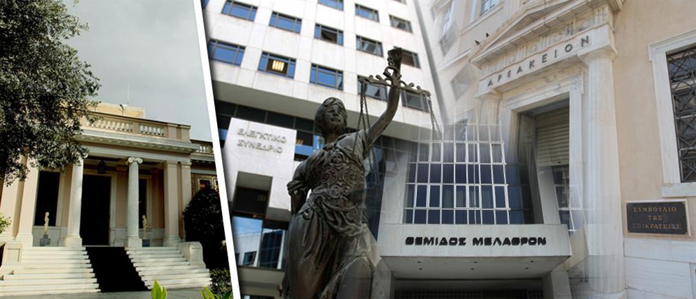 Τσιάρας σε δικαστές: κανονικά η έκδοση αποφάσεων