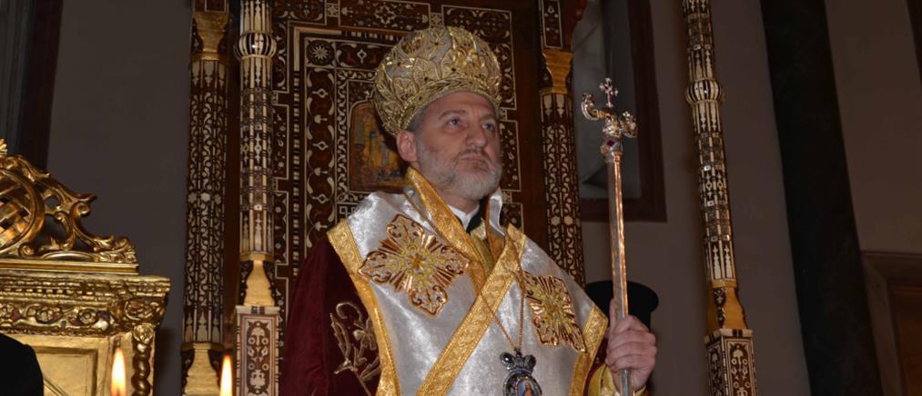 Αρχιεπίσκοπος Αμερικής: αντί να κοινωνήσουμε, να γίνουμε δωρητές αίματος