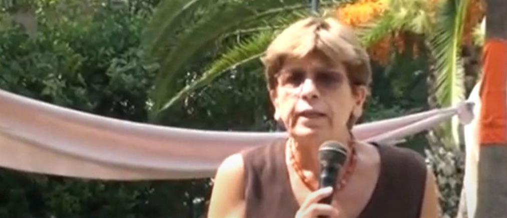 Πέθανε η Πέπη Λαζαρίδου