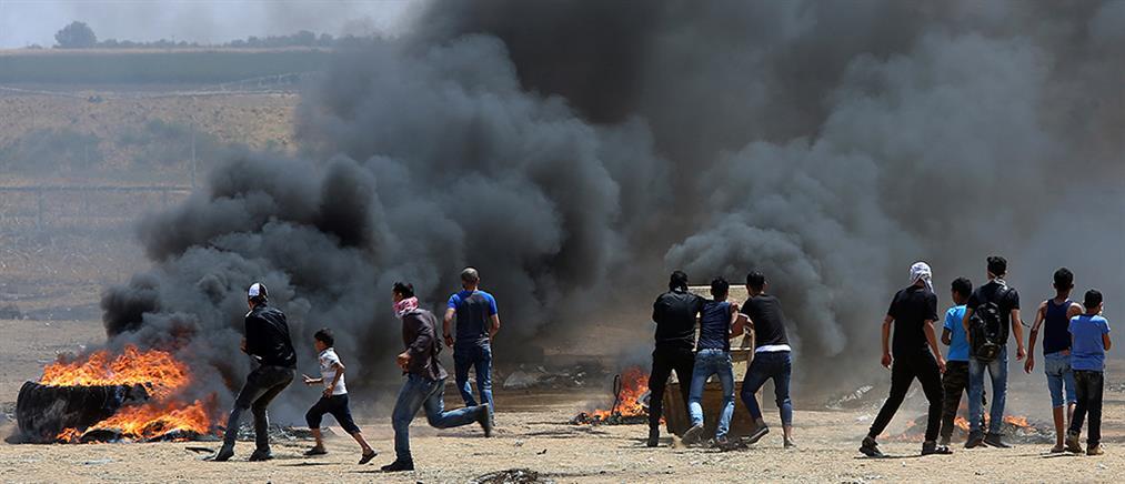Εγκαίνια της αμερικανικής πρεσβείας στην Ιερουσαλήμ εν μέσω αιματηρών συγκρούσεων