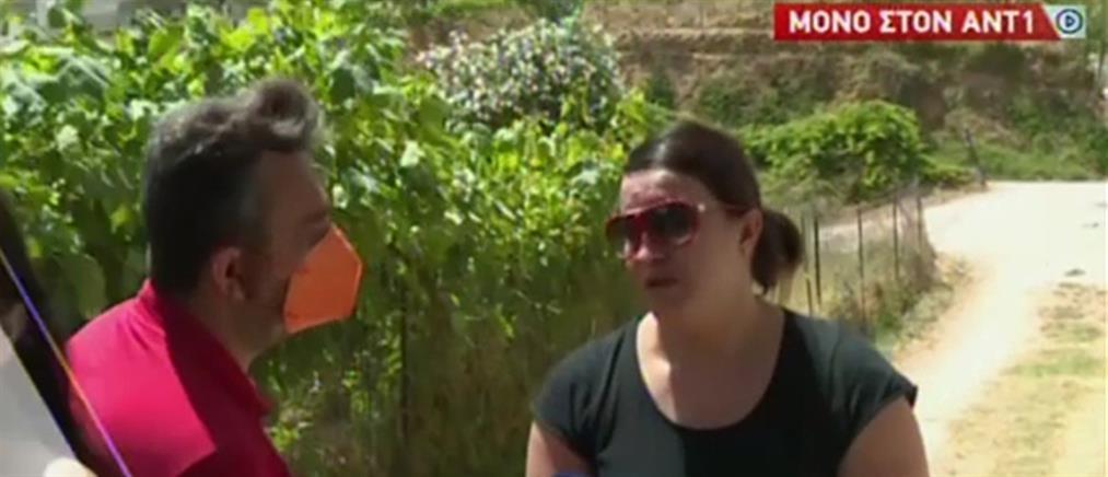 Η μητέρα της 11χρονης Ιωάννας στον ΑΝΤ1: ή έγινε δυστύχημα ή κάποιος την οδήγησε εκεί