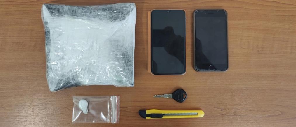 """""""Πούλησαν"""" μεγάλη ποσότητα κοκαΐνης σε... αστυνομικό (εικόνες)"""