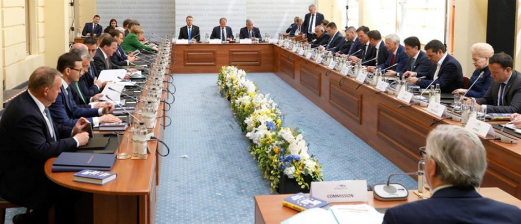 Τσίπρας: σαφές μήνυμα στην Τουρκία από την ΕΕ να σταματήσει τις προκλήσεις