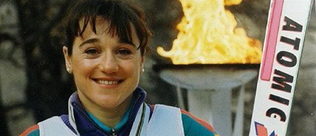 Νεκρή Ολυμπιονίκης του σκι