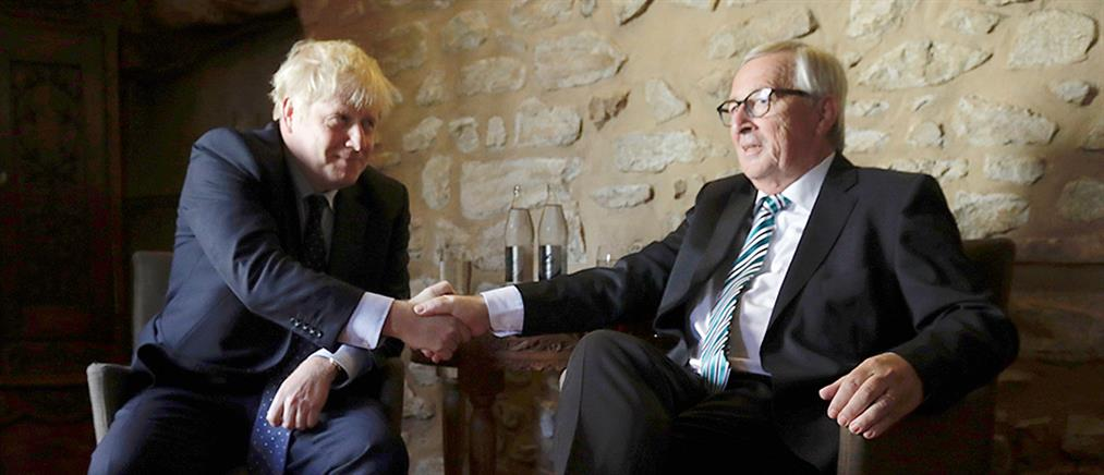 Brexit: έκλεισε η συμφωνία ΕΕ-Βρετανίας