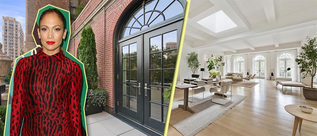 Το σπίτι-«όνειρο» που αγόρασε η Jennifer Lopez