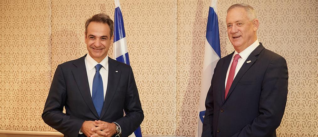 Μπαράζ συναντήσεων Μητσοτάκη με Ισραηλινούς επενδυτές