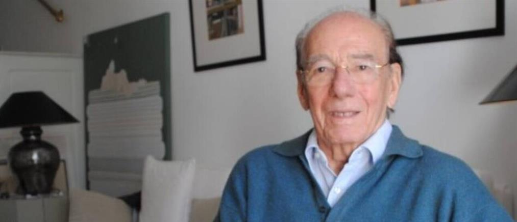 Πέθανε ο Τάκης Λαμπρόπουλος