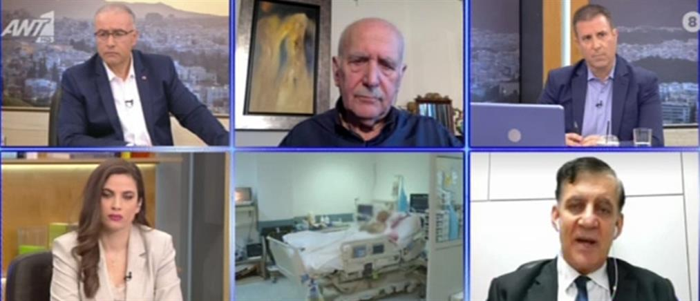Δημόπουλος στον ΑΝΤ1: λογική εξέλιξη να κάνουμε Πάσχα στα χωριά μας αν… (βίντεο)