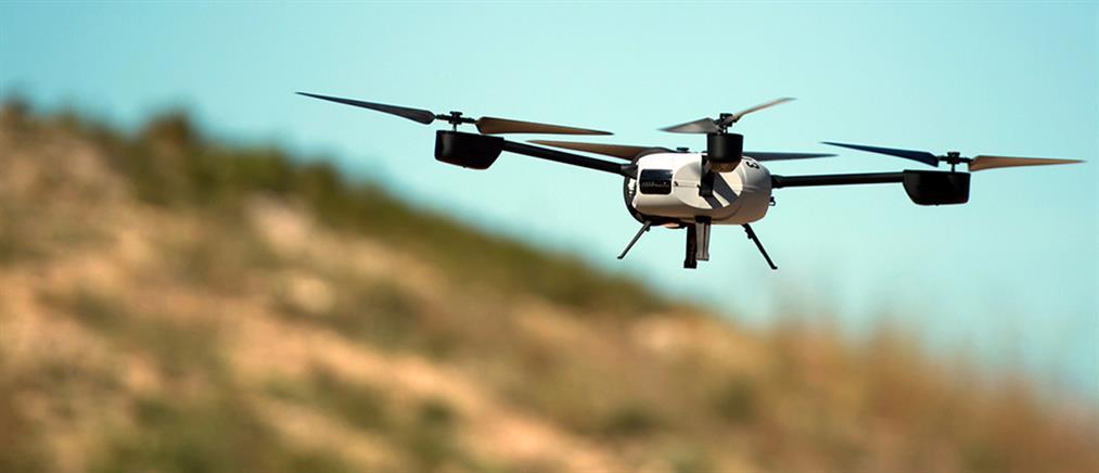 Τα drones στην υπηρεσία της Πυροσβεστικής